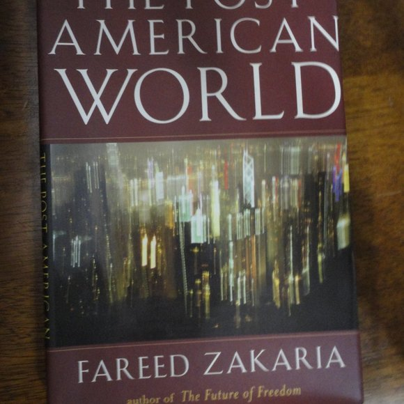 Book Other - Hardback - Post American World - Fareed Zakaria